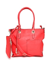 Hotberries Red Shoulder Bag