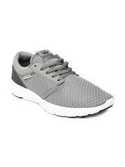 Supra Men Grey Hammer Run Casual Shoes