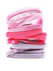 Angels by Accessorize Girls Set of 12 Hairbands