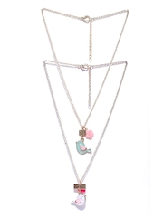 Angels by Accessorize Gold-Toned Chain Necklace