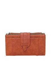 Baggit Women Orange Wallet