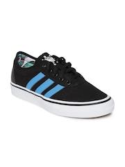Adidas Originals Men Black Adi-Ease Casual Shoes