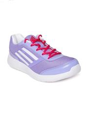 Adidas Women Lavender-Coloured Lunett Running Shoes