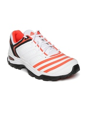 Adidas Men White 22YDS Trainer III Cricket Shoes