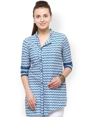 Yepme Women Multicoloured Printed Kurti