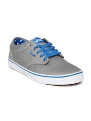 Vans Men Grey Casual Shoes