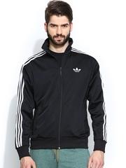 Adidas Originals Men Black ADI Firebird TT Jacket