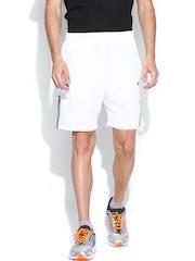Adidas Men White ESS MID WV SHOR Training Shorts