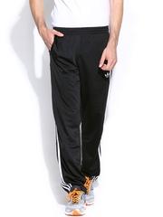 Adidas Originals Men Black ADI Firebird Track Pants
