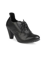 20Dresses Women Black Heeled Shoes