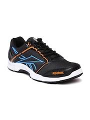 Reebok Men Black Run Stream LP Running Shoes