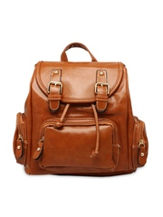 20Dresses Women Brown Backpack