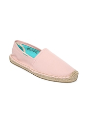 Soludos Women Pink Espadrille Casual Shoes