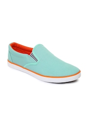 Roadster Men Light Blue Casual Shoes