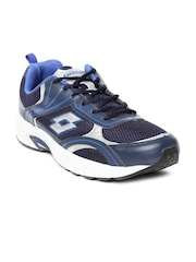Lotto Men Navy Maiorca II Sports Shoes
