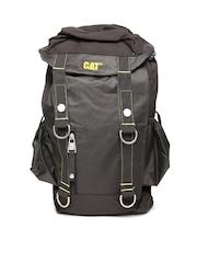 CAT Unisex Brown Backpack