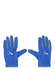 PUMA Unisex Blue Running Performance Gloves