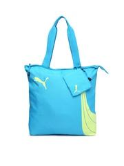 PUMA Blue Fundamentals Shopper Bag