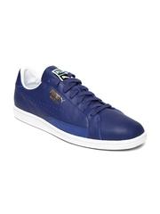 PUMA Unisex Blue Match 74 Tennis Shoes