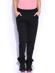 PUMA Women Black Track Pants