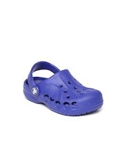 Crocs Kids Blue Clogs