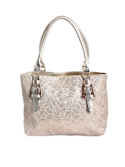 Ligans NY Gold-Toned Handbag