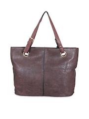 Ligans NY Brown Handbag