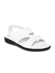 Coolers by Liberty Men White Sandals