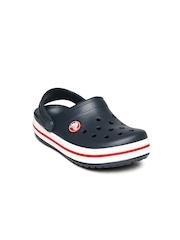 Crocs Kids Navy Clogs