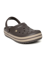 Crocs Unisex Brown Clogs