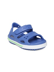 Crocs Boys Blue Sandals