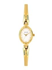 Sonata Women White Dial Watch ND8048YM01