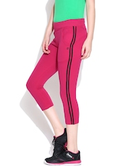 SDL by Sweet Dreams Pink Active Capris