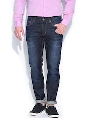 Flying Machine Men Navy Prince Slim Fit Jeans