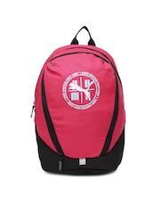 PUMA Kids Pink & Black Echo Backpack