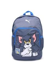 PUMA Kids Grey Tom & Jerry Backpack