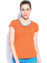 Proline Active Women Orange T-shirt