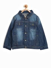 SELA Boys Blue Denim Jacket