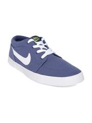 Nike Men Blue Voleio Cnvs Sports Shoes