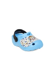 Keymon Ache Kids Blue Clogs