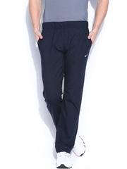 Nike Men Navy Track Pants