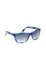 Fastrack Women Gradient Sunglasses P285BU2