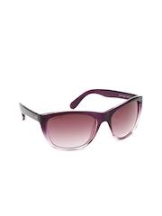 Fastrack Women Wayfarer Sunglasses P285PR1