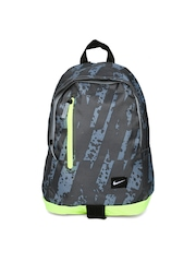 Nike Men Grey All Access Halfday Backpack