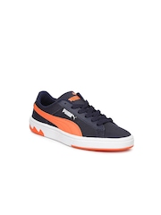 PUMA Kids Navy Archive Lite 2 Casual Shoes