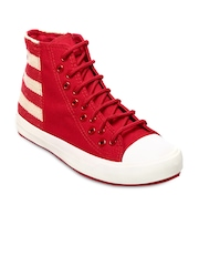 Nell Women Red Casual Shoes