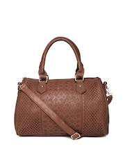 Cappuccino Brown Handbag