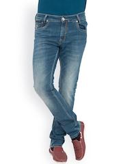 Mufti Men Blue Jeans
