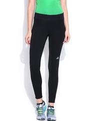 Adidas Women Black Run W Tights