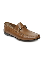 Ruosh Casual Men Brown Driving Shoes